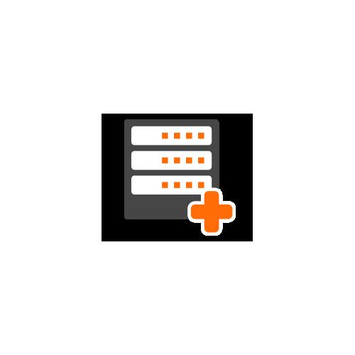 Advanced dedicated Server